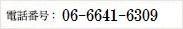 電話番号 06-6152-7091